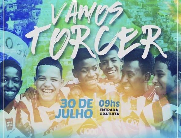 Favela Games - Olimpíadas entre Comunidades